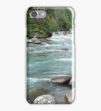 The Little Susitna iPhone Case/Skin