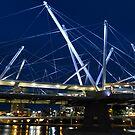 Kurilpa Bridge by PhotosByG