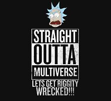 Straight Outta Multiverse Unisex T-Shirt