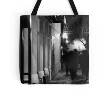 Enter The Light Tote Bag