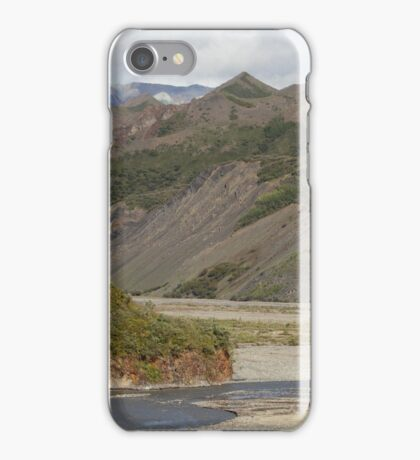 The Toklat River iPhone Case/Skin