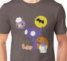 Pokemon Halloween - unshaded version Unisex T-Shirt