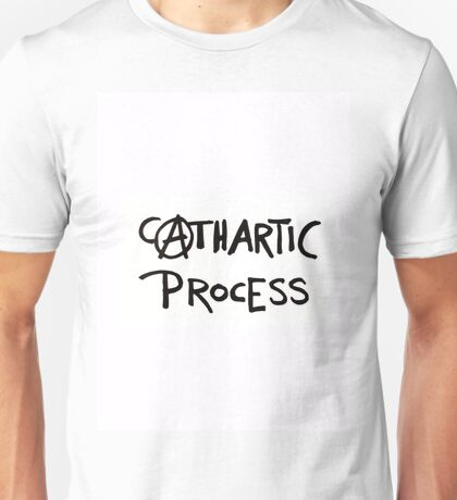 Cathartic Process Unisex T-Shirt