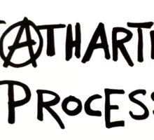 Cathartic Process Sticker