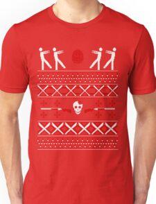 Zombie Christmas Shirt Unisex T-Shirt