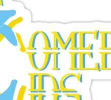 KC: The Comeback Kids Sticker