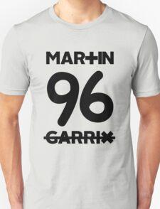 Martin Garrix scratch Black T-Shirt