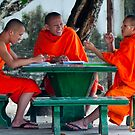 The Lesson in Luang Prabang by Aerouan