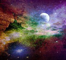 Celestial Lands by Vanessa Barklay