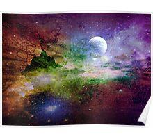 Celestial Lands Poster