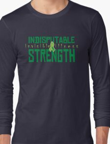Indisputable Strength Long Sleeve T-Shirt