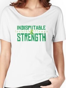 Indisputable Strength Women's Relaxed Fit T-Shirt