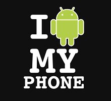 I LOVE Android Design! T-Shirt