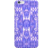 PURPLE ZEN iPhone Case/Skin