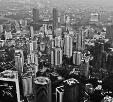 Tiny City by M-A-K