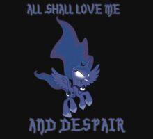 All shall Luna, and despair Kids Clothes