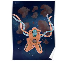 Deoxys Poster