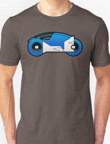 TRON Classic Lightcycle (Blue) T-Shirt