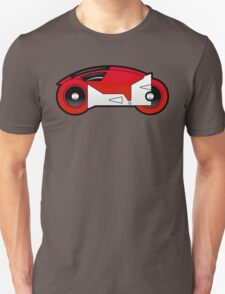 TRON Classic Lightcycle (Red) T-Shirt