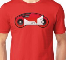 TRON Classic Lightcycle (Red) Unisex T-Shirt