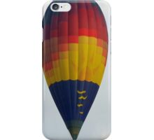 Colorful Hot Air Balloon  iPhone Case/Skin
