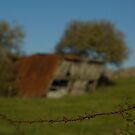Abandoned Barn by CheesyGoat