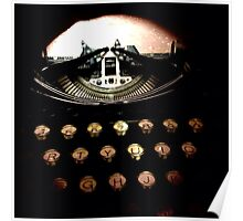 Royal Typewriter - TTV Poster