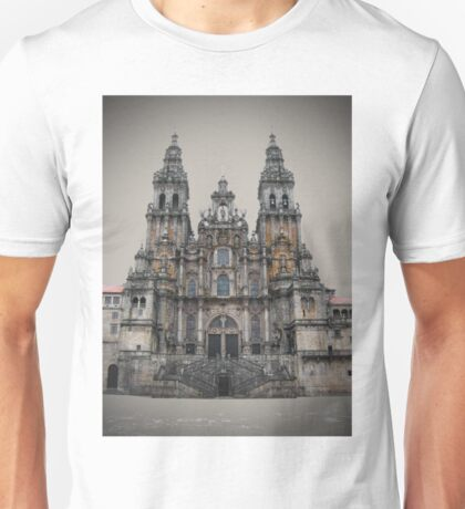 Cathedral of Santiago De Compostela Unisex T-Shirt