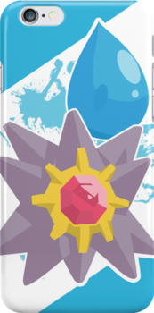 Cascade Badge Starmie by lomm