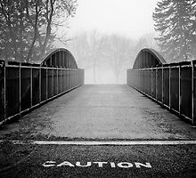 caution. by Jeff Stubblefield