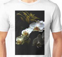 White orchid - Phalaenopsis Unisex T-Shirt