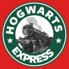 Hogwarts Express by Royal Bros Art
