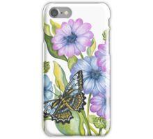 Graceful Sigh iPhone Case/Skin