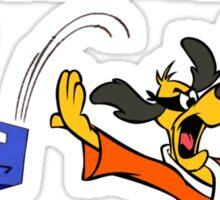Hong Kong Phooey Sticker