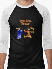 Hong Kong Phooey Men's Baseball ¾ T-Shirt