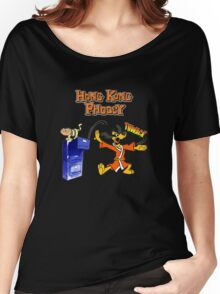 Hong Kong Phooey Women's Relaxed Fit T-Shirt
