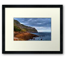The Great Orme, Llandudno, Wales Framed Print