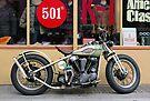 Harley Davidson, Americana by Jasna
