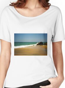 Kovalam beach Women's Relaxed Fit T-Shirt