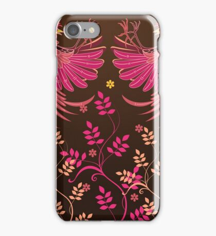 Rooster Fighting iPhone Case/Skin
