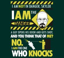 I Am the Danger T-Shirt