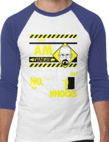 I Am the Danger Men's Baseball ¾ T-Shirt