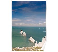 The Needles, Isle of Wight Poster