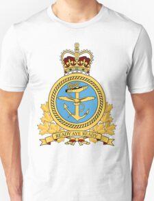 Canadian Forces Maritime Command Emblem T-Shirt