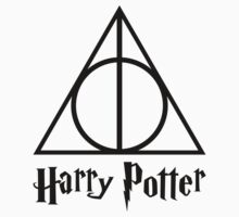 Harry Potter & the Deathly Hallows by lunalovegood