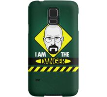 I Am the Danger Samsung Galaxy Case/Skin