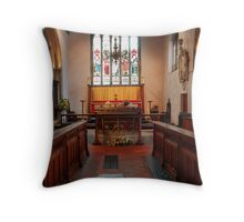 St Peter and St Paul, Lingfield - Quire Throw Pillow