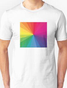 Jamie xx 'In Colour' Pantone Color Spectrum  T-Shirt
