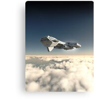 Inside the Atmosphere Canvas Print