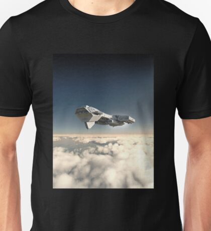 Inside the Atmosphere Unisex T-Shirt
